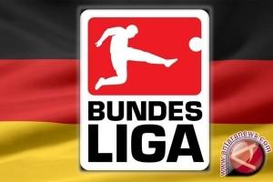 Hasil Liga Jerman: Muenchen Menang, Dortmund Imbang
