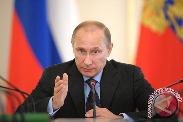 CEC: Putin sementara raih 74,22 persen suara