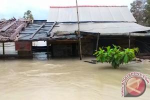 Bupati Bangka: Penanganan Musibah Banjir Harus Terpadu