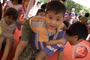 Indonesia Peringkat 101 Untuk Tumbuh Kembang Anak