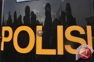 Polisi Bekasi Tembak Pencuri Motor Bersenpi Rakitan