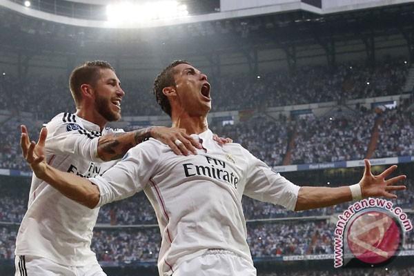 Ronaldo Tetap Jadi Atlet Berbayaran Tertinggi Versi Forbes