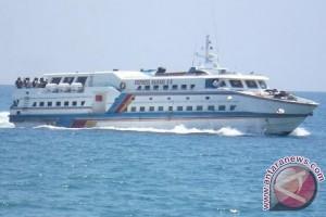 Arus Mudik Pelabuhan Pangkalbalam-Belitung Meningkat