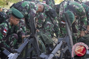 TNI to Deploy Military Forces Outside Java