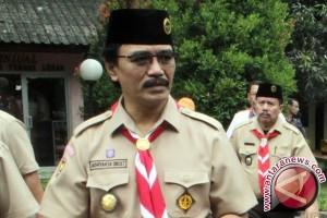 Pertemuan Pimpinan Pramuka Asia-Pasifik di Bali