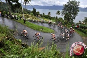 Tour de Singkarak 2017 Akan Tempuh 9 Etape