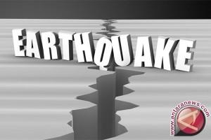 Gempa 5,2 SR Landa Bengkulu