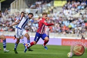 Liga Champions, Atletico Kalahkan PSV 8-7 Lewat Adu Pinalti