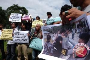 Kecam Kekerasan Terhadap Jurnalis