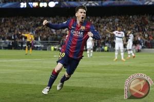 Messi Lebih Produktif Cetak Gol Dibandingkan Ronaldo