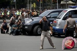 Aksi Teror Jakarta