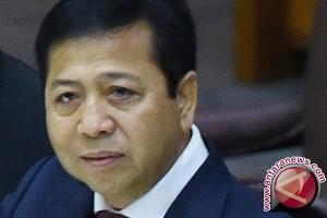 KPK Diharap Tidak Berbeda Perlakukan Setya Novanto