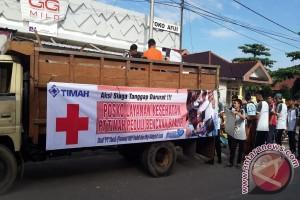 PT Timah Peduli Banjir