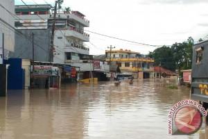 Flash Flood Hits Belitung Island