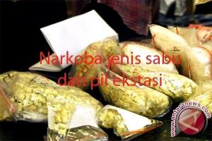 Polair NTB Geledah Rumah Jadi Sarang Narkoba