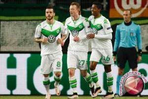 Wolfsburg Bungkam Madrid 2-0