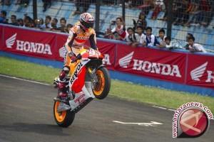 MotoGP Jerman, Marquez Puas Dengan Performanya