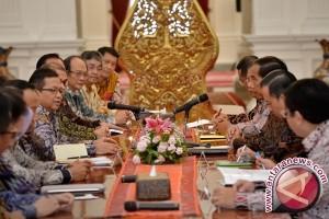 Rapat Konsultasi KEIN Dengan Presiden