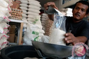 Bulog Bangka: Serapan Gula Pasir Masyarakat Rendah Selama Ramadhan