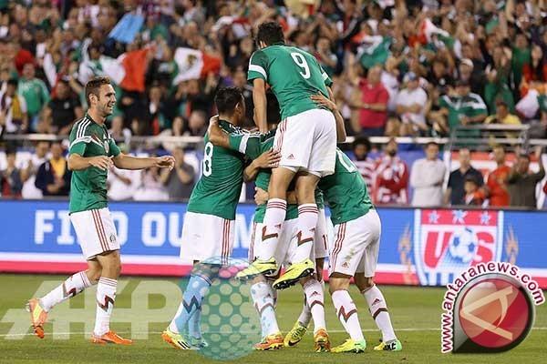 Tidak Difavoritkan, Meksiko Tetap Ingin Taklukkan Portugal di Piala Konfederasi