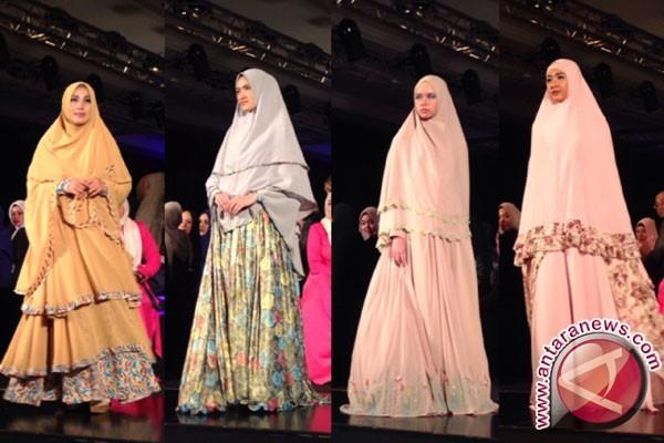 """Wujudkan kiblat fesyen Muslim dunia, Kemenperin gelar """"Indonesia Moslem Fashion Expo"""""""