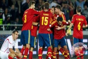 Spanyol Lolos Otomatis ke Rusia