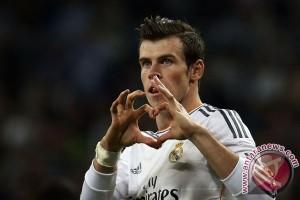Real Madrid Atasi Sociedad 3-1, Bale Sumbang Gol