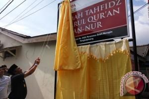 Gubernur Bangka Belitung Resmikan Rumah Tahfidz
