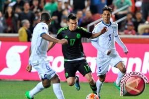 Meksiko vs Venezuela Berakhir Pmbang 1-1