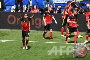 Saling Berbalas Gol, Belgia Tundukkan Bosnia 4-3