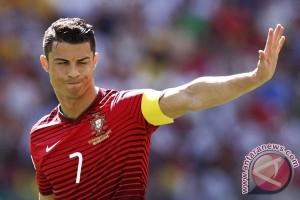 Tampil Sebagai Cadangan, Ronaldo Antar Portugal Jinakkan Andorra 2-0