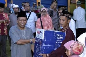 Gubernur Babel Awali Safari Ramadhan di Belitung