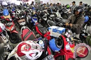 Ratusan Pemudik Motor Manfaatkan Mudik Gratis Kemhub