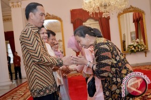 Halal Bihalal Presiden Di Istana Negara