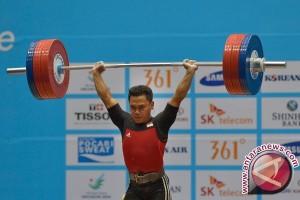 Atlet angkat besi - Eko terancam gagal sumbang emas Asian Games