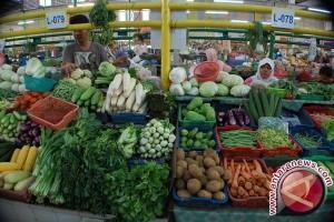 Harga Sayur-Mayur di Pangkalpinang Turun
