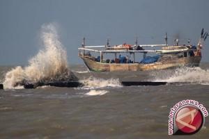 DKP Bangka Ingatkan Nelayan Waspadai Perubahan Cuaca