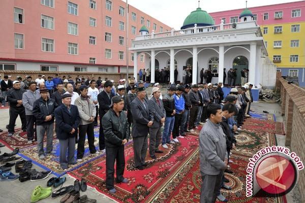 Menikmati wisata muslim di Xi