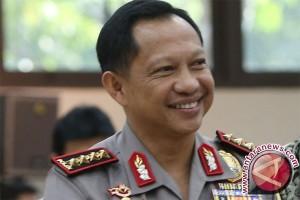 Kapolri: Jakarta Kondusif Selama Pemungutan Suara