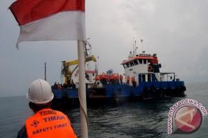 "Timah Tebar ""Fish Shelter"" di Teluk Limau"