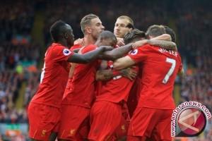 Liverpool Naik ke Posisi Tiga Usai Taklukkan Arsenal