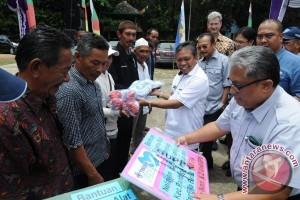 PT Timah Bantu KUB Nelayan Bangka Barat