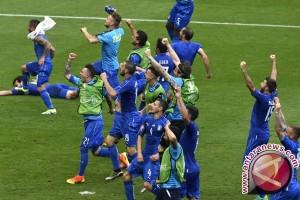 Italia Terpaksa Lewati Play-off Usai Ditahan Makedonia 1-1