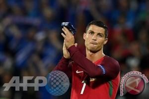 Santos puji Ronaldo: menua seperti anggur port
