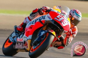 Hasil MotoGP Aragon, Marquez Juara