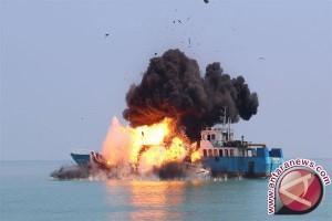 Susi: Menenggelamkan Kapal Menjadikan Indonesia Berdaulat