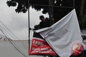 Satpol PP Siap Bantu Panwaslu Tertibkan APK