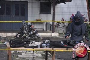 Pasca Teror Bom TNI-Polri Patroli Bersama