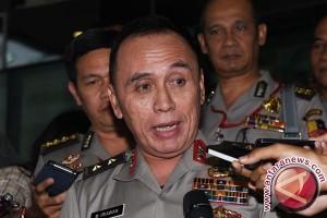 Sebanyak 64.523 Petugas Amankan Pilkada DKI