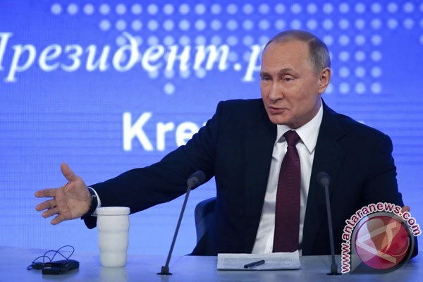 Vladimir Putin: saya tak inginkan perlombaan senjata